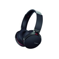Sony XB950B1 Extra Bass Wireless Headphones with App Control, Black