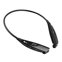 LG Electronics Tone Ultra HBS-810 Bluetooth Wireless Stereo Headset Black (Certified Refurbished)