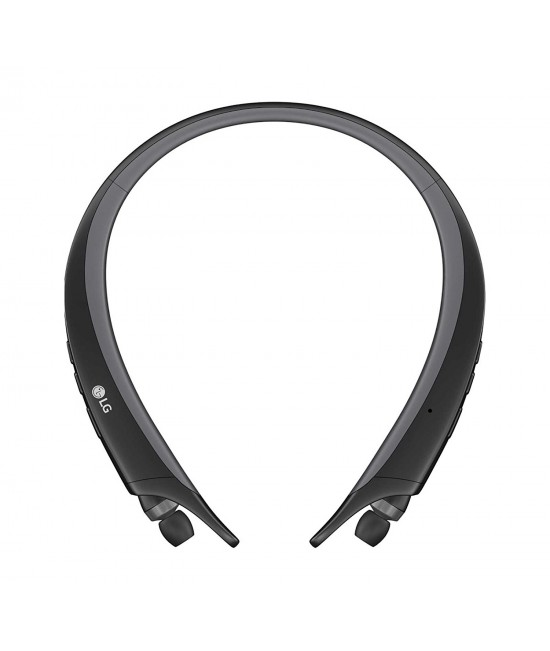 LG A80 Tone Active Stereo Bluetooth Headset - Black